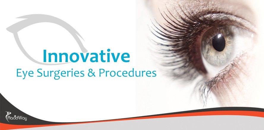 Cataracts, Strabismus, Glaucoma, Retinal Detachment, Eye Surgery in Turkey