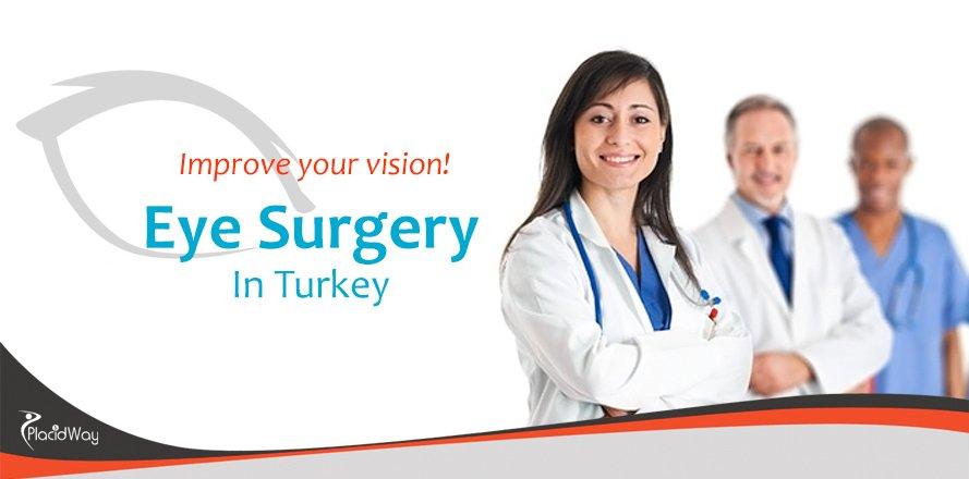 Ophthalmology Options In Turkey, Ocular Surgery, Eye Aesthetic