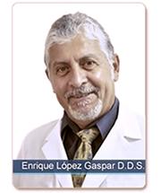 Dr. Enrique Lopez Gaspar,  Dentist Los Algodones, Mexico