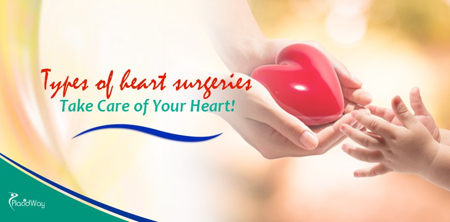 Coronary Artery Bypass, Valve Repair, Arrhythmia Surgery, Aneurysm Repair, Heart Transplantation