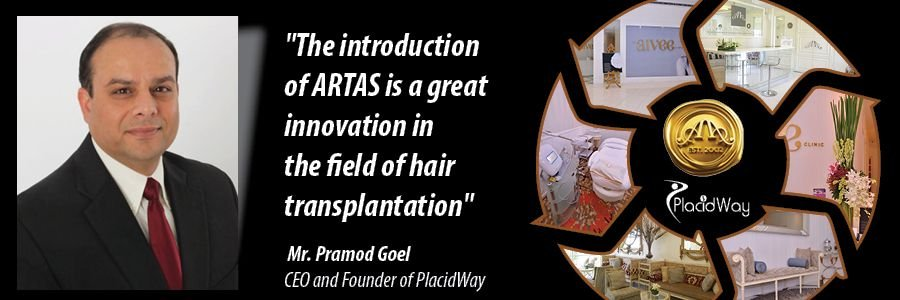 Mr. Pramod Goel, CEO and Founder of PlacidWay Medical Tourism