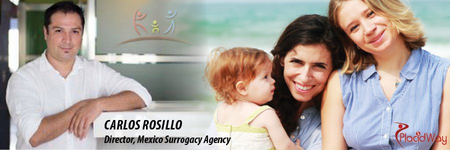 Carlos Rosillo, director of Mexico Surrogacy Agency