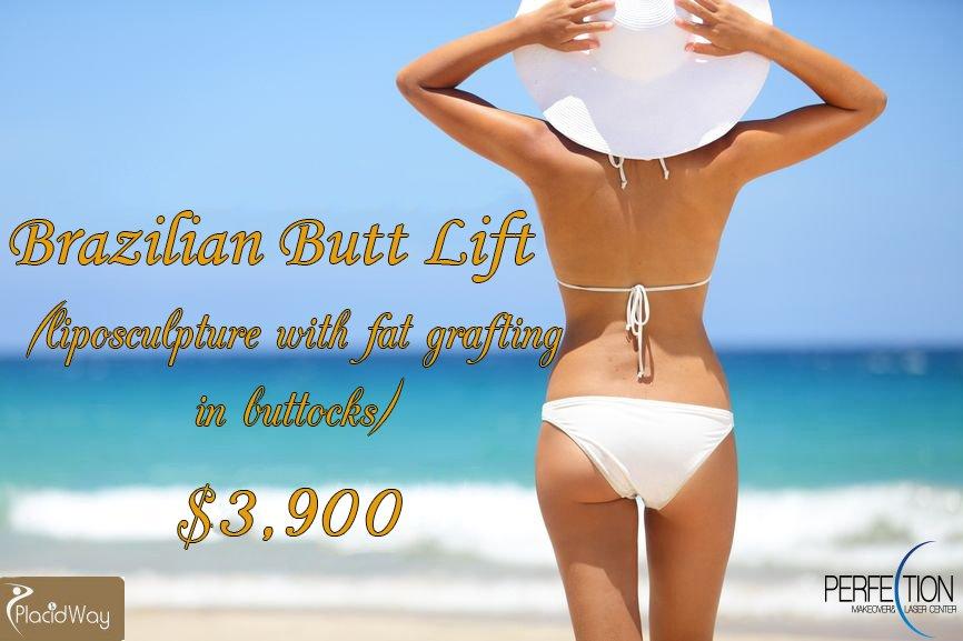 Brazilian Butt Lift Cancun Mexico