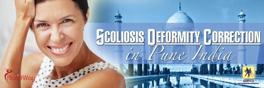 Scoliosis Deformity Surgery India