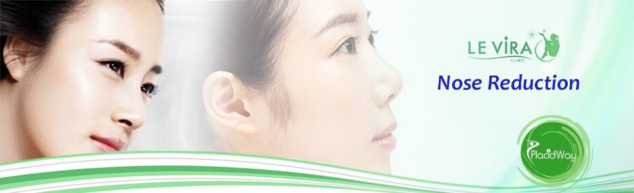 Nose Reduction Surgery Thailand