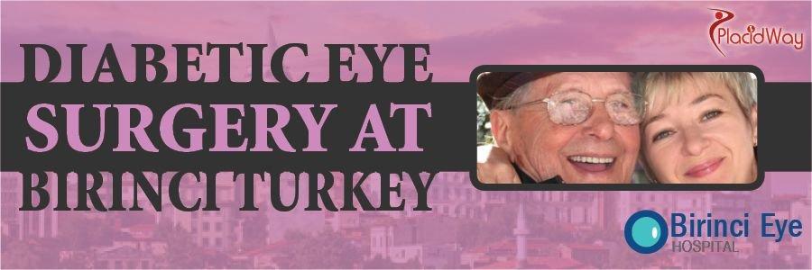 Diabetic Eye Surgery in Istanbul, Turkey