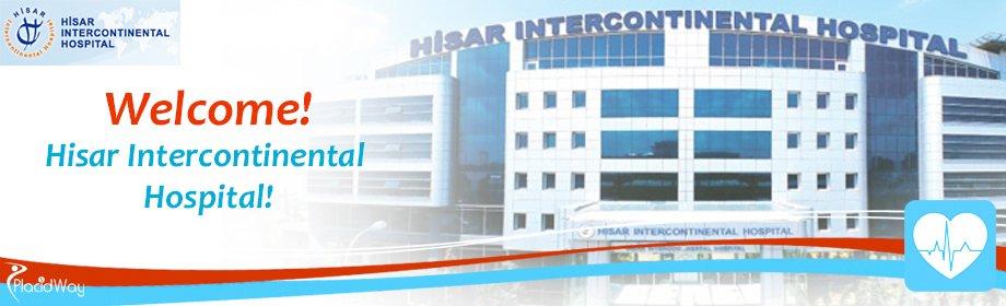 Hisar Intercontinental Hospital, Istanbul, Turkey