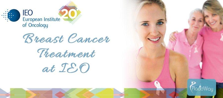 Breast Quadrantectomy - Cancer Treatment - Milan, Italy