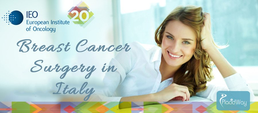 Breast Quadrantectomy - Female Cancer Surgery - Italy