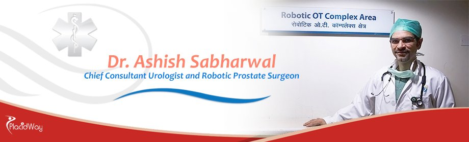 Robotic Surgery, Prostate Cancer, India