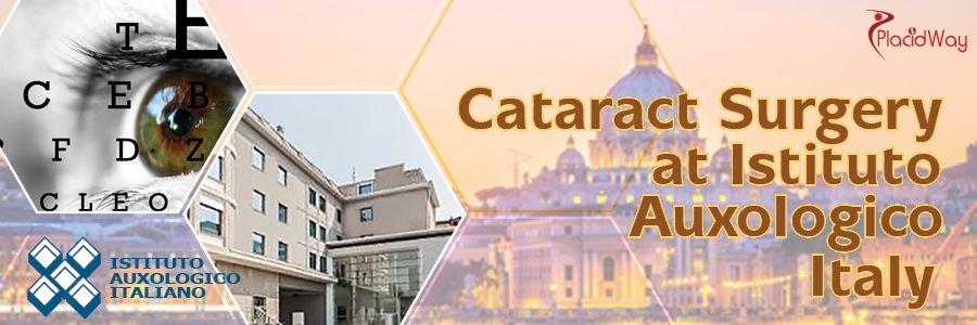 Cataract Surgery in Italy