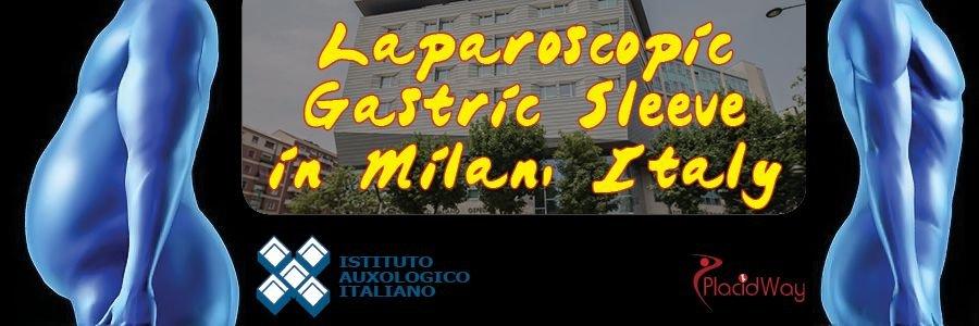 Laparoscopic Gastric Sleeve in Milan, Italy