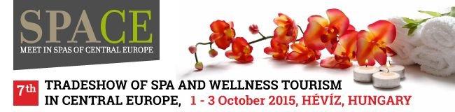 Slovenian Spas Association 7th Traddeshow of Spa and Wellness Tourism