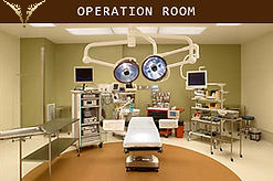 Operation Room V Past Clinic Thailand