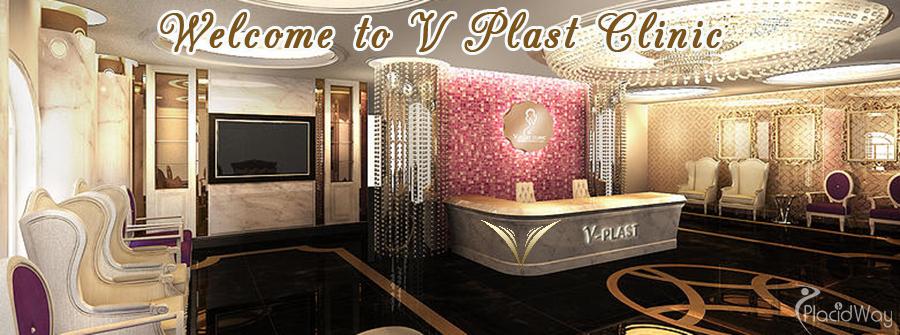 Cosmetic and Plastic Surgery, V Plast Clinic, Pattaya, Thailand
