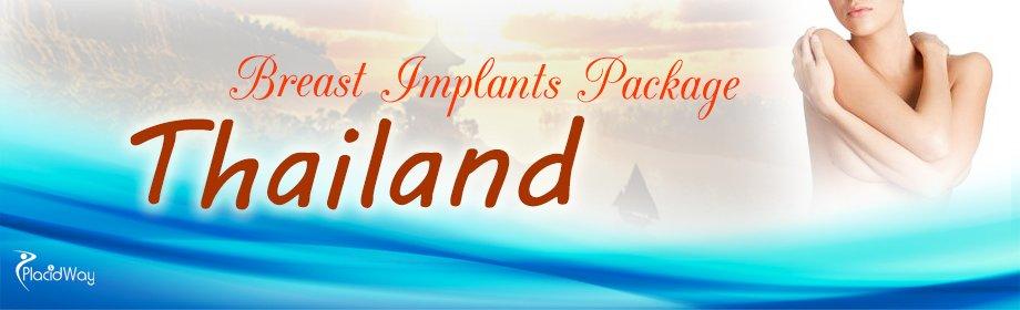 Breast Implants Package, Bangkok, Thailand