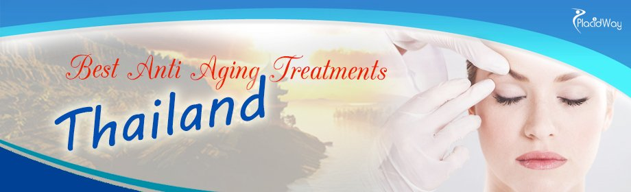 Anti Aging Treatment, Cosmetic Surgery, Thailand