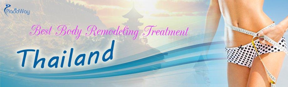 BodyTite, Body Remodeling, Liposuction, Thailand
