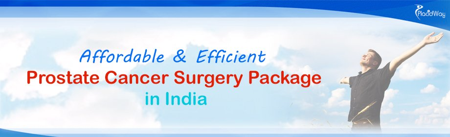 Prostate Cancer Surgery Package in New Delhi, India