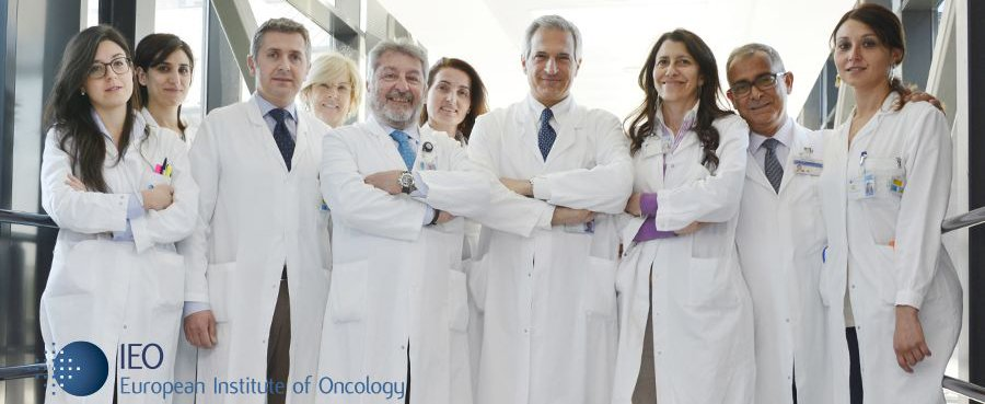 Breast Cancer Surgeons, IEO, Milan, Italy