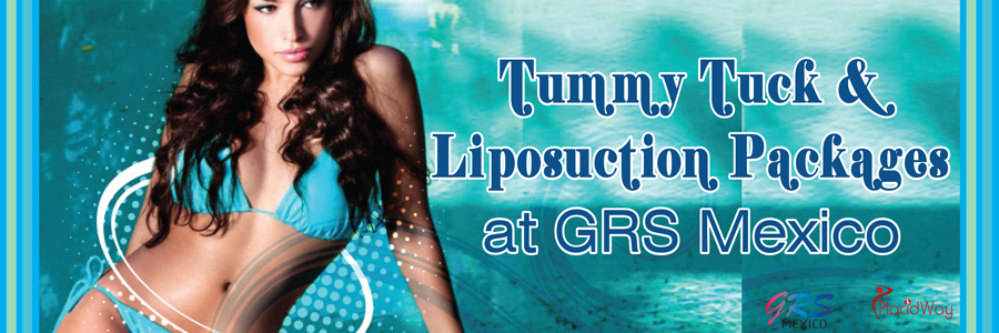 Tummy Tuck & Liposuction Packages at GRS Mexico