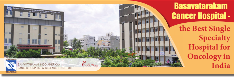Hyderabad-Basavatarakam Cancer Hospital, Cancer Hospital in India