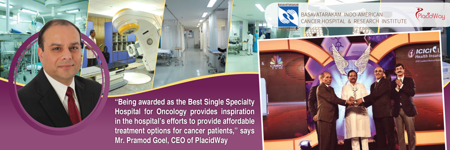 Cancer Treatment in India, Cancer Hospital India