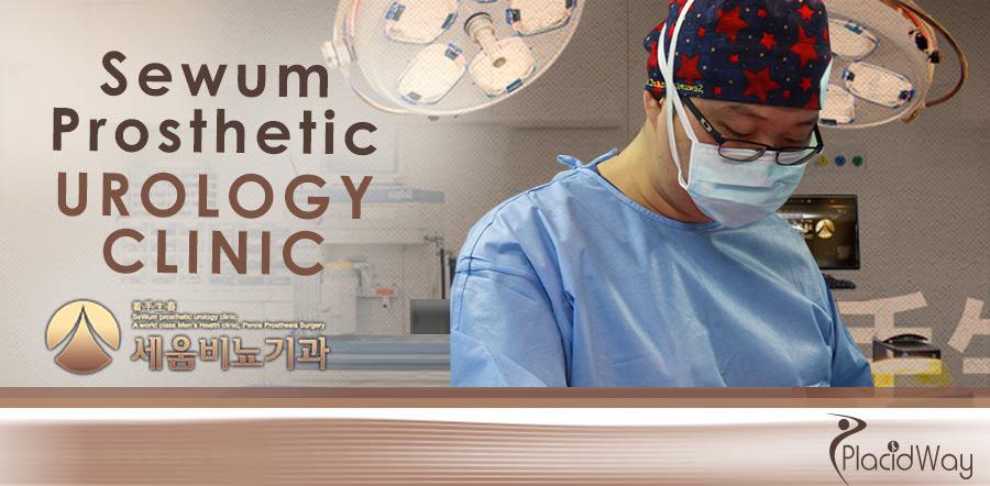 Sewum Prosthetic Urology Clinic - Seoul South Korea