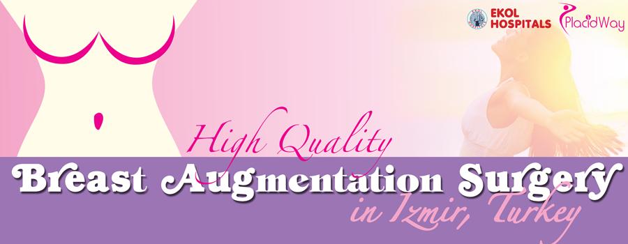 Breast Augmentation Surgery in Izmir, Turkey
