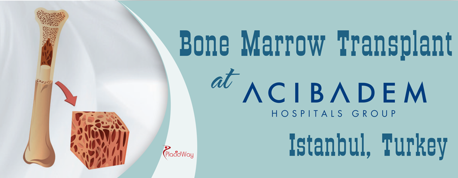 Bone Marrow Transplant at Acibadem Istanbul, Turkey