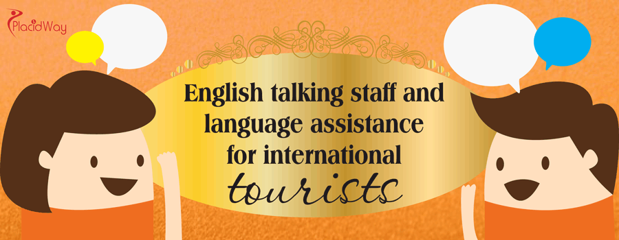 Cosmetic Surgery in Thailand - English talking staff