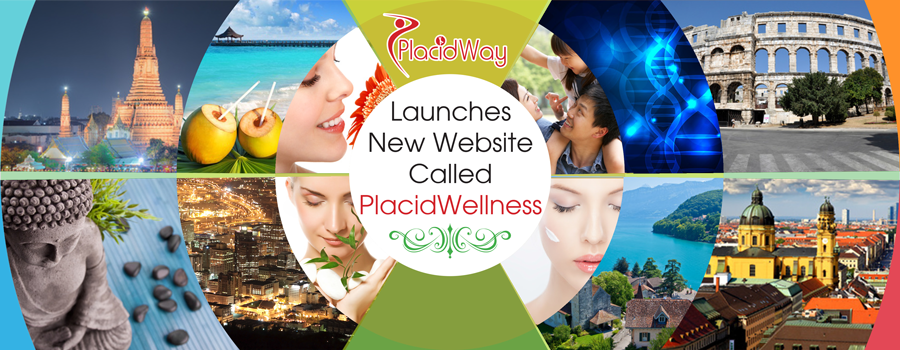 PlacidWay Launches New Website Called PlacidWellness