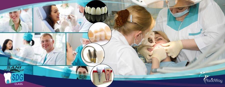 Dental Treatments in Los Algodones, Mexico