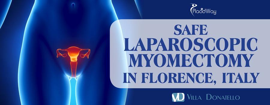 Safe Laparoscopic Myomectomy in Florence, Italy