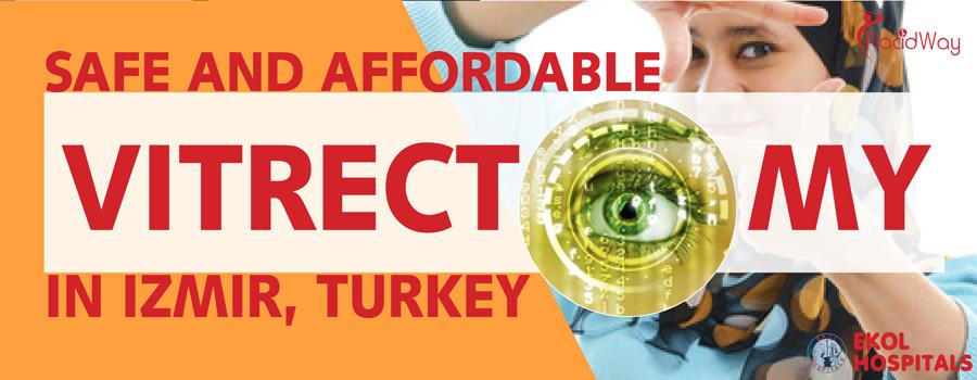 Vitrectomy in Izmir, Turkey