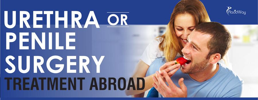 Urethra or Penile Surgery Treatment Abroad