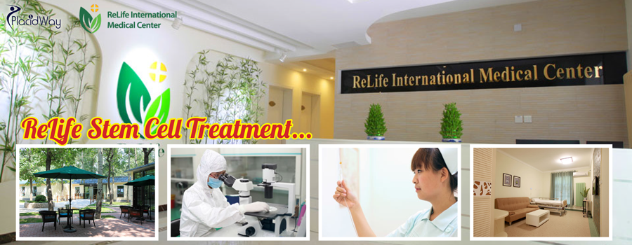 ReLife Treatment Package in Beijing, China