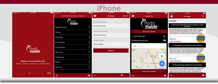 PlacidWays PlacidMobile 2015 version 2.0 iPhone