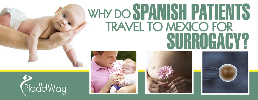 Spanish Patients Travel to Mexico for Surrogacy