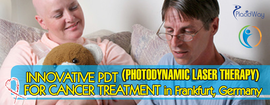 Photodynamic Laser Therapy for Cancer Treatment in Frankfurt, Germany