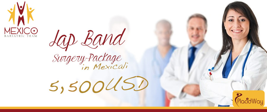 Cost Lap Band Bariatric Treatment Mexicali, Mexico