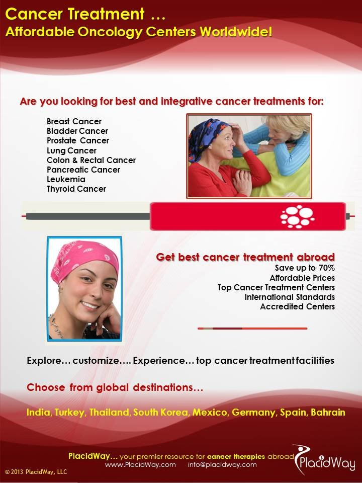 Affordable Oncology Treatment Worldwide