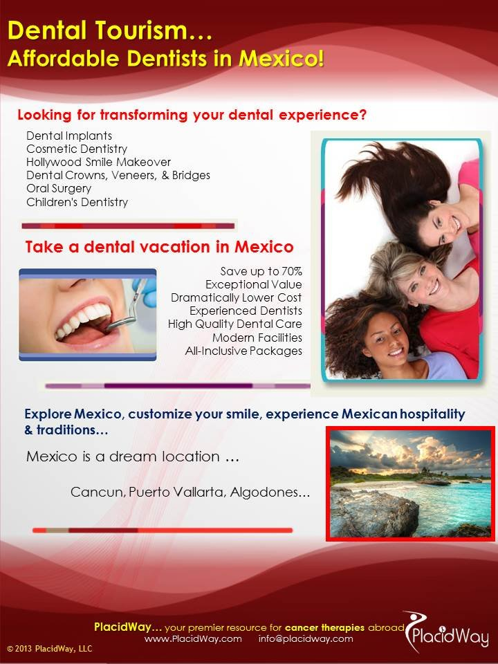 Dental Tourism - Affordable Dentists in Mexico