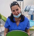 Dr. Yulia Borshchevskaia - dentist in Dubai, UAE