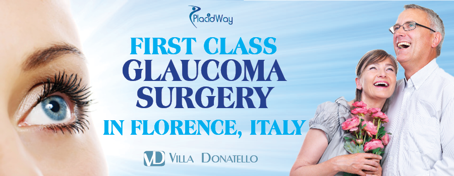 First Class Glaucoma Surgery in Florence, Italy