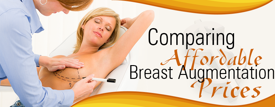 Comparing Affordable Breast Augmentation Prices