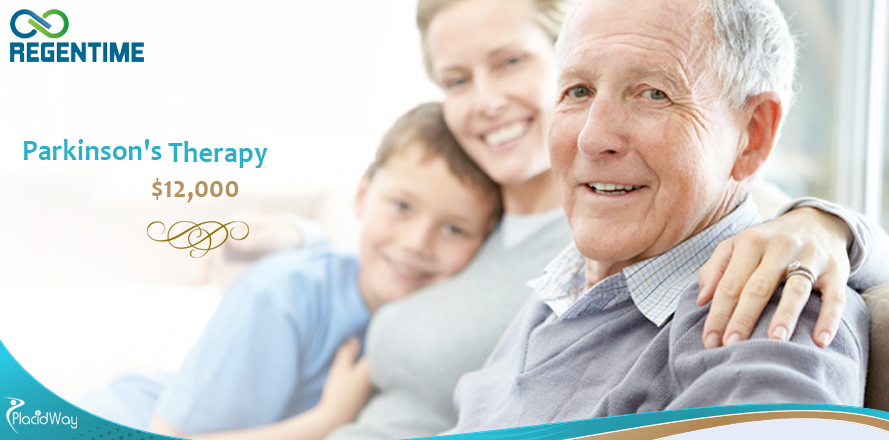 Parkinson's Disease Treatment Packages at Regentime in Beirut, Lebanon