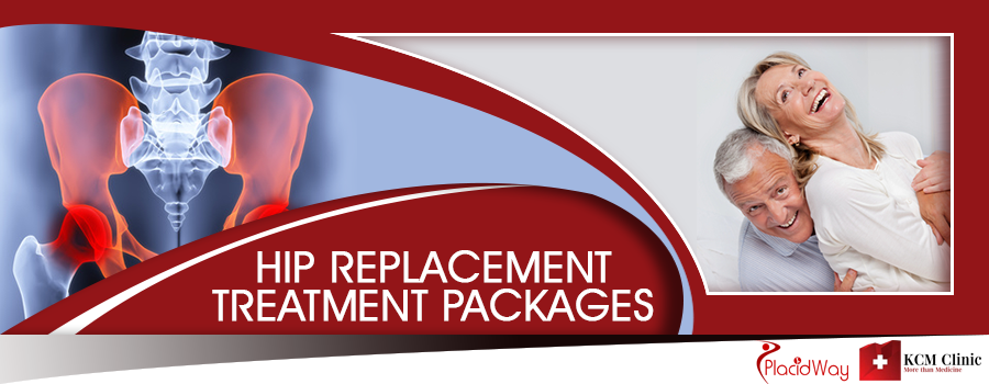 KCM Clinic (Jelenia Gora, Poland) Hip Replacement Surgery Packages