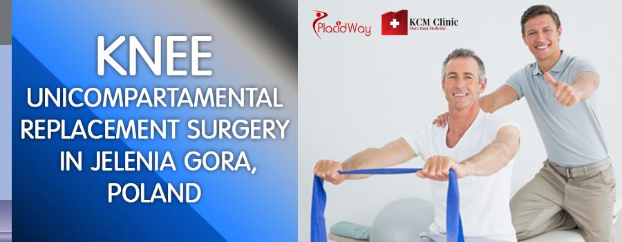 Knee Unicompartamental Replacement Surgery in Jelenia Gora, Poland