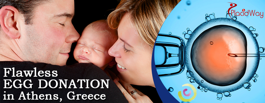 Flawless Egg Donation in Athens, Greece